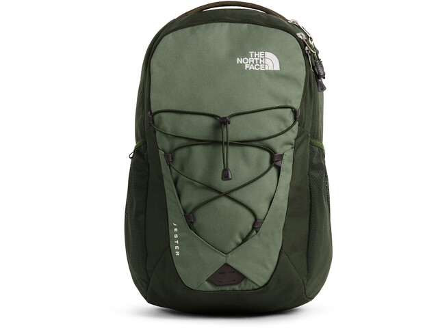 The North Face Jester Backpack New Taupe Green Combo/High Rise Grey